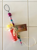 magic BioBubble wand birthday treat, the result